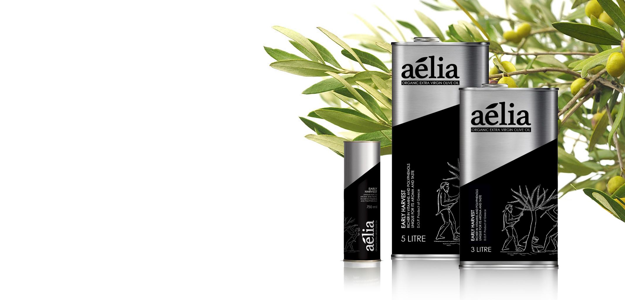 προϊόντα ελαιολάδου Aelia